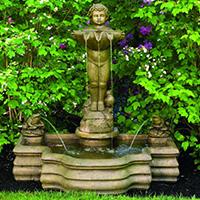 Cherubs Fountains