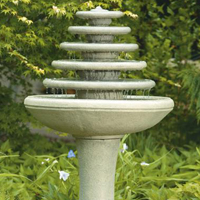 Five Tier Fountains
