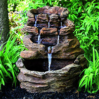 Nature Inspired Fountains