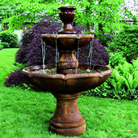 Two Tier Fountains