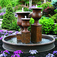 Urns Fountains